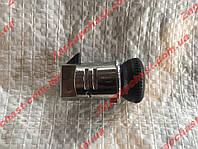 Защелка замка бардачка ваз 2104 2105 2107 метал ДААЗ завод, фото 1