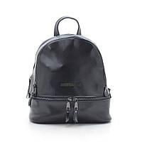 Рюкзак кожаный черный Michael Kors style
