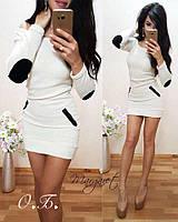 Платье-туника с латками, фото 1