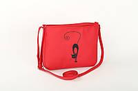 Маленькая женская сумка «Встревоженный Мур»