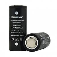 Аккумулятор Li-ion Keeppower IMR26650-4.2