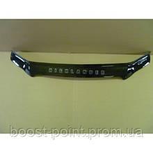 Дефлектор капота (мухобойка) Toyota highlander II / Kluger (тойота хайлендер/ клюгер 2007г-2013г)
