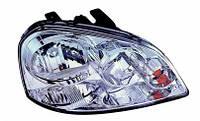 Передняя фара на Chevrolet Lacetti