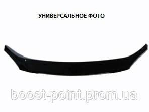 Дефлектор капота (мухобойка) Toyota Hilux 7,8 (Тойота хайлюкс 2001г+,2015г+)