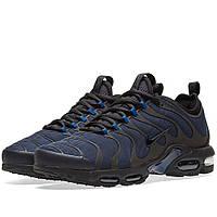 Оригинальные кроссовки Nike Air Max Plus TN Ultra Obsidian   Black ea0fa8cd3fcea