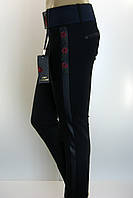 Жіночі  штани з лампасами Esparanto