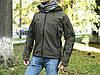 Куртка мембранная Marson Softshell Tactical (олива)