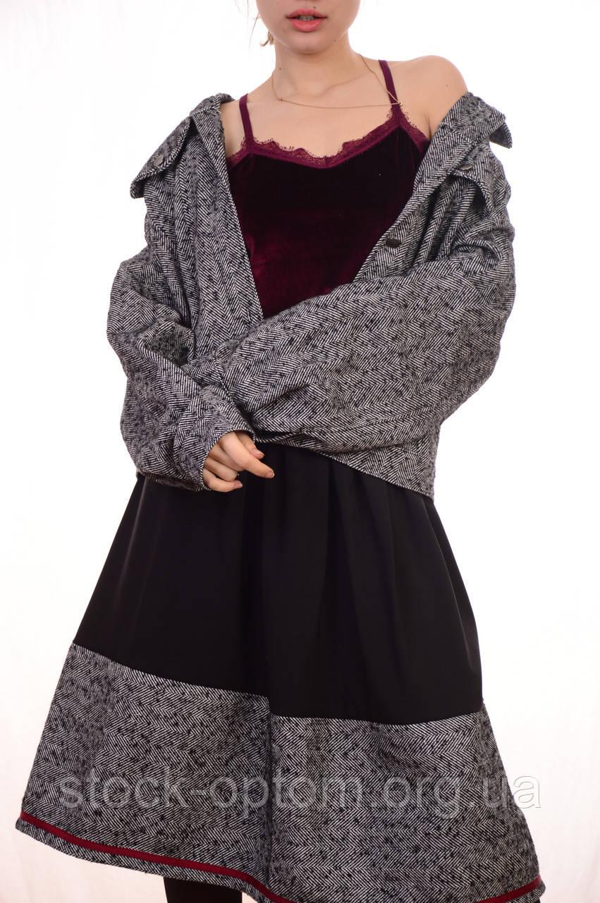 Костюм юбка+куртка сток оптом Y-two лот 4шт(куртка - 27Є, спідниця - 16Є) d48c688ab7c
