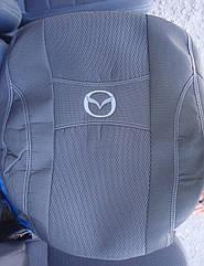 Чехлы Nika на MAZDA 6 GG 2002-08 автомобильные модельные чехлы на для сиденья сидений салона MAZDA Мазда 6