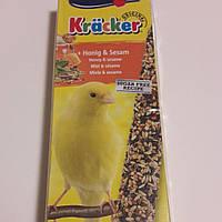 Крекер для канарок , з медом