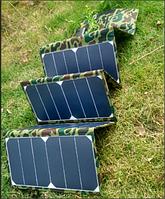 Складная солнечная панель 40Вт переносная