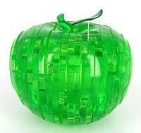 Подарок своими руками - 3D — пазл Яблоко