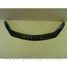 Дефлектор капота (мухобойка) Toyota Estima/ Previa (тойота естима/ превиа 2000-2005)