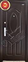 """Входная дверь """"Abwehr"""" - модель Kamila 13-4 (Молотковое покрытие, утепленные)"""