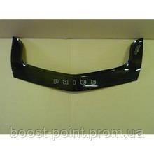Дефлектор капота (мухобойка) Toyota prius (тойота приус 2003-2008)