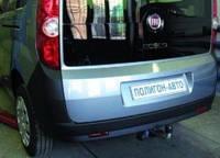 Фаркоп условно-съемный (ТСУ, тягово-сцепное устройство) FIAT DOBLO (Фиат Добло) (Полигон-Авто)