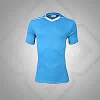 Футболка BestTeam SC-13085SBW небесно-голубая