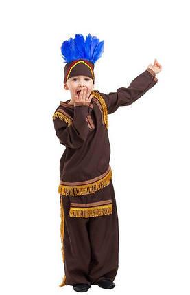 Карнавальный костюм Индеец, фото 2