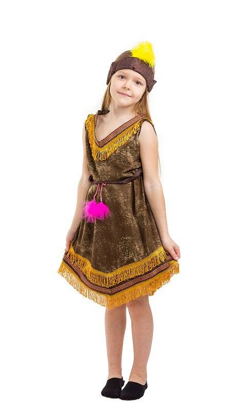Карнавальный костюм Индианка, Покахонтас