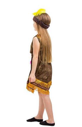 Карнавальный костюм Индианка, Покахонтас, фото 2
