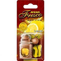 Ароматизатор Areon Фреско Lemon/Лимон (дерев.)