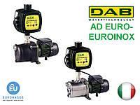AD - JET; JetInox; EURO; EUROINOX - Автоматическая бустерная станция с частотным преобразователем