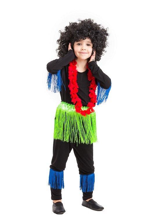 Карнавальный костюм Африканец, Папуас