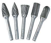 Борфрезы твердосплавные для обработки металлов