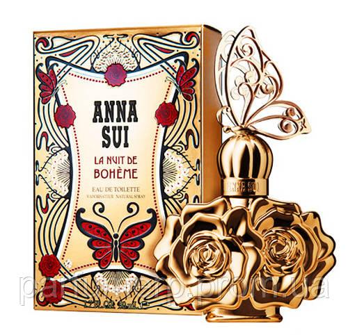 Anna Sui La Nuit De Boheme (30мл), Женская Туалетная вода  - Оригинал!