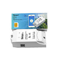 Sonoff G1 - Умный Дистанционный GPRS/GSM Выключатель ANDROID, iOS