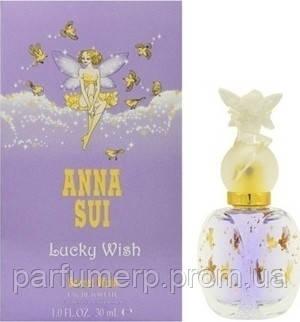 Anna Sui Lucky Wish (30мл), Женская Туалетная вода  - Оригинал!