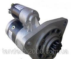 Стартер редукторний для ЮМЗ-6 (12В/2,7 кВт) Jubana