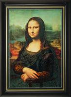 Набор для вышивки бисером Б-730 Мона Лиза