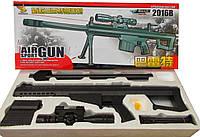Детская снайперская винтовка на пульках 2016B