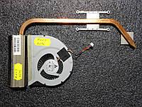 Система охлаждения кулер радиатор ноутбука Asus X54L