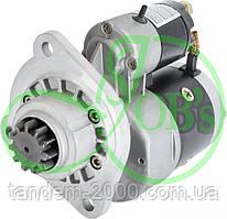 Стартер редукторний для навантажувача Балканкар (12В/2,7 кВт) Jubana