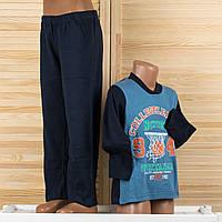 Детская пижама на мальчика Турция. Moral 07-5 6/7. Размер на 6/7 лет.