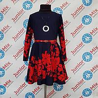 Нарядное детское платье для девочек оптом Alessia.ПОЛЬША