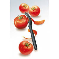 Нож для чистки овощей универсальный Victorinox 7.6075 черный, фото 1