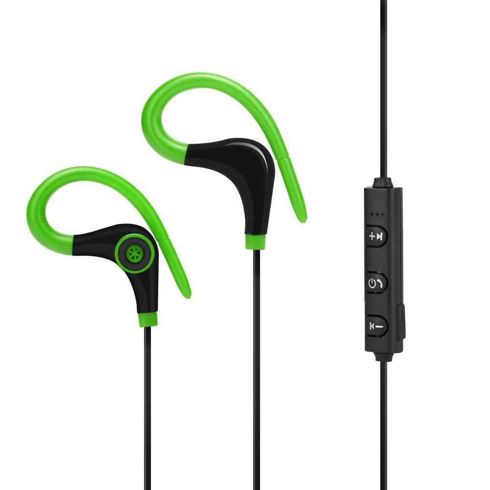 Беспроводные Bluetooth стерео наушники для спорта, бега.Handfree