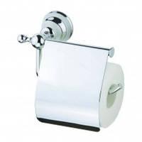 Держатель туалетной бумаги с крышкой Charlestone Devit