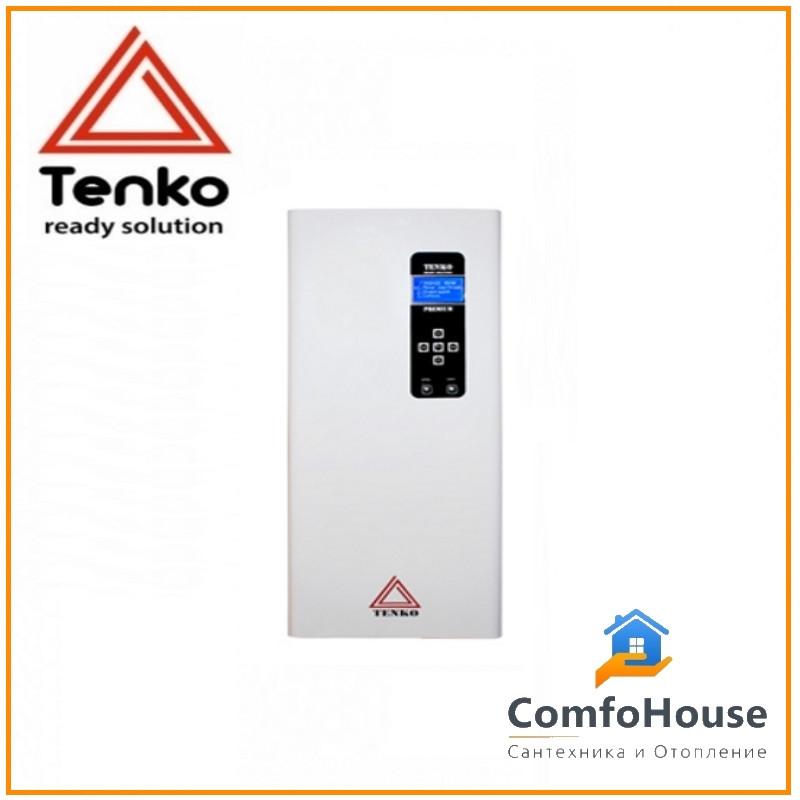 Электрический котел Tenko ПРЕМИУМ (ПКЕ) 12 кВт 380 В (настенный, с насосом)