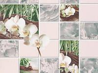 Обои влагостойкие мойка Орхидея 8124-04