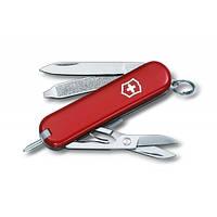 Нож Victorinox Signature 0.6225 красный, фото 1
