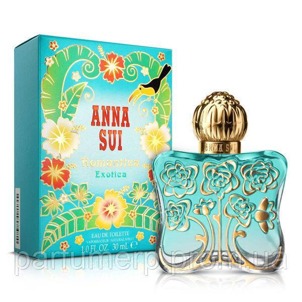 Anna Sui Romantica Exotica (30мл), Женская Туалетная вода  - Оригинал!