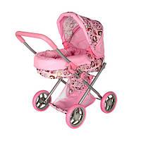 Коляска для куклы Melogo 9369 Pink