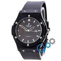 f3219165560d Женские наручные часы Hublot Classic Fusion Date All Black Хублот