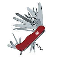 Нож Victorinox WorkChamp 0.9064.XL красный, фото 1