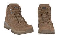 Ботинки тактические Squad Stiefel 5 Inch модель Trooper цвет Коричневый Германия