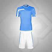 Комплект футбольной формы BestTeam Cordoba SC-13098SBW небесно-голубая